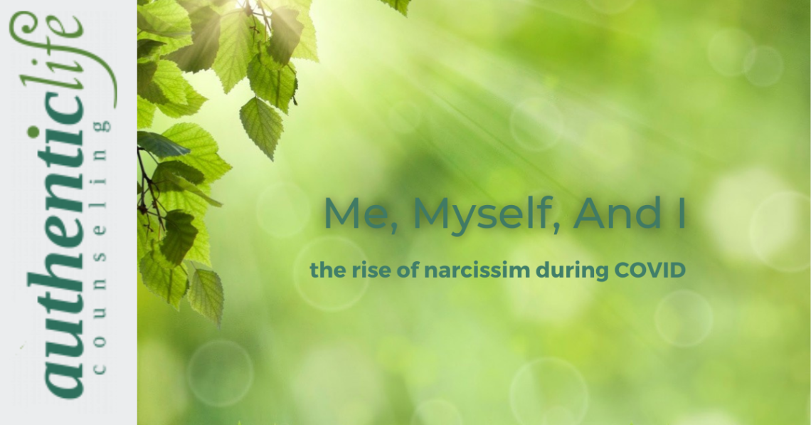 mental health blog post on narcisssim